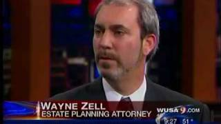 Wayne Zell, Esq. - Estate Planning - Wills, Probate, Revocable Trusts