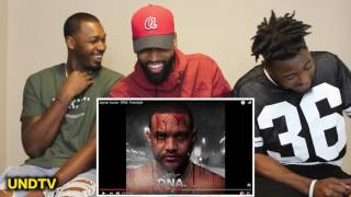 Joyner Lucas - DNA. Freestyle [REACTION]