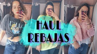 HAUL REBAJAS 2019 ✨ Zara, Asos, Stradivarius, HyM Самые