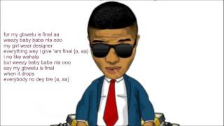 Final (Baba Nla) Lyrics-Wizkid