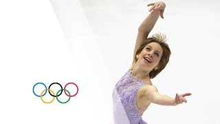 Download Youtube: Amazing Figure Skating Gold For Underdog Sarah Hughes - Salt Lake 2002 Winter Olympics