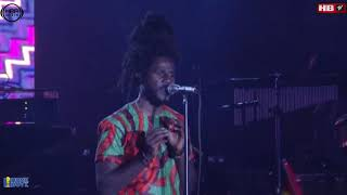 Chronixx Performs Live   Black Is Beautiful In Kenya Nairobi  Chronology Tour