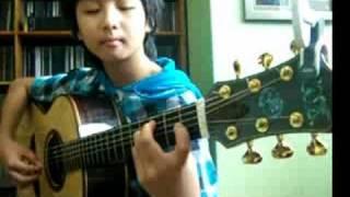 (Eric Clapton) Tears_in_Heaven - Sungha Jung