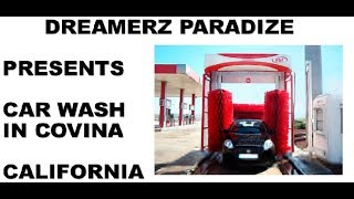 How Automatic Car wash done Live video | California