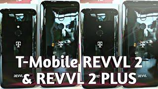 The T-Mobile REVVL 2 & REVVL 2 PLUS FIRST LOOK!