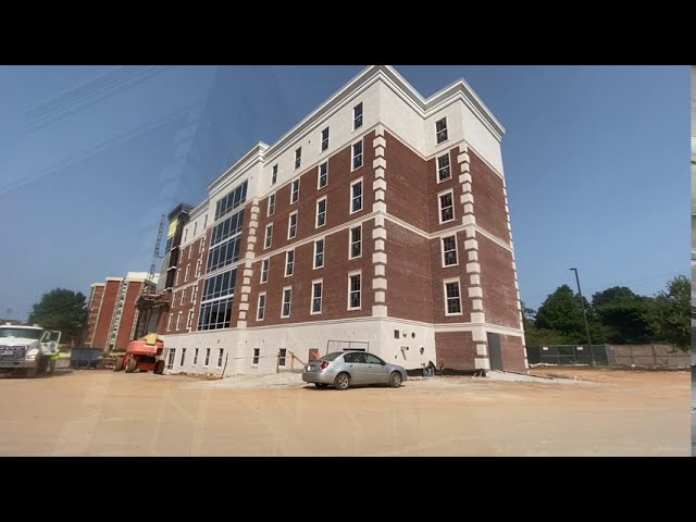 WKU New Residence Hall Construction Update | September 2020 Video Preview