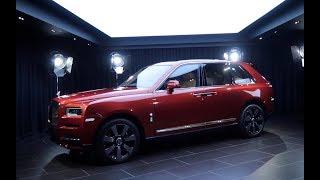 I Visit The Rolls Royce Factory - Cullinan Spec