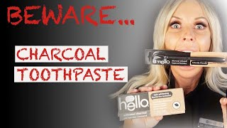 Doctor Debunks Charcoal Toothpaste