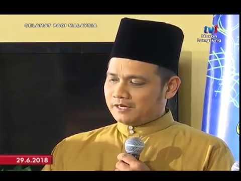 SPM TV1 - Juadah Rumah Terbuka - (29/6/2018)