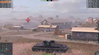 WOT Blitz: Колобанов на Борще