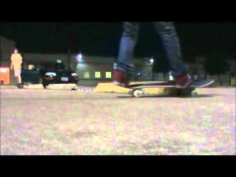 Lake Jackson Skate Park Session