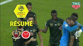 OGC Nice - Stade de Reims ( 0-1 ) - Résumé - (OGCN - REIMS) / 2018-19