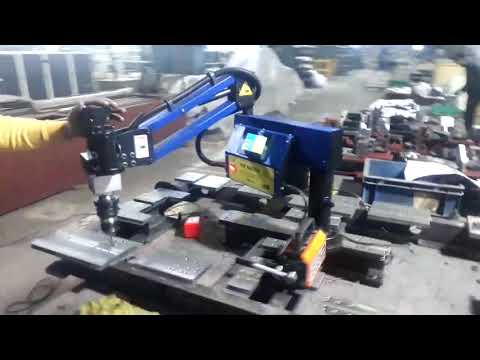 Arm Tapping Machine