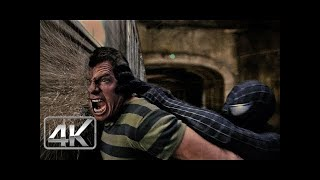 Spider-Man Vs Sandman LATINO 4k (Ultra-HD) Spiderman 3