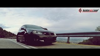 VW Golf GTI V DSG 300+hp Stock Turbo K03 by Tuning On Road