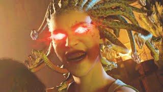 ANCIENT EVIL EASTER EGG ENDING CUTSCENE (Black Ops 4 Zombies Ancient Evil Ending)