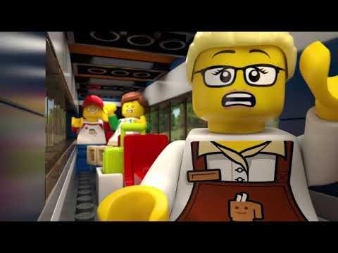 LEGO Treno passeggeri (60197)