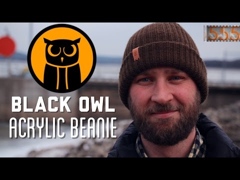 Review: Black Owl Outdoors Acrylic Beanie – Quality USA Cap by Fellow YouTubers!