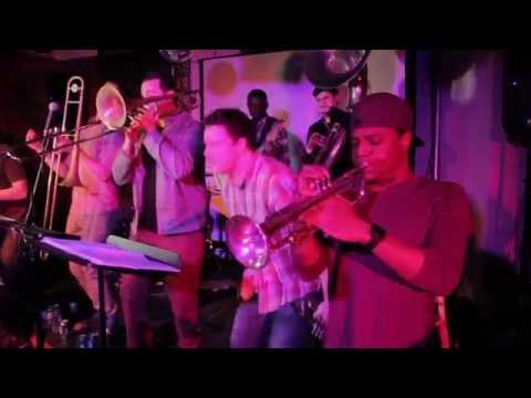 """""""Jungle Boogie"""" cover by J-Livi and The Party"""