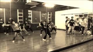 2013-01-25 TDSM Hiphop Course (J-Kwon - Underwear)