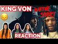 KING VON - WAYNE STORY (Music video) | UK REACTION 🇬🇧