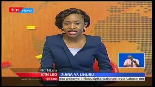 KTN Leo: Rais Uhuru Kenyatta apuuzia mbali madai yakuwa wakaazi wa Milima Kenya kususia uchaguzi
