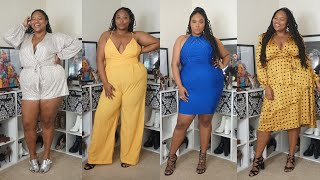 PLUS SIZE FASHION NOVA TRY ON & HAUL Summer we comin' for YOU!!!