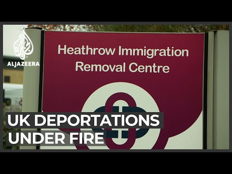 UK rights activists in bid to stop deportations to Jamaica