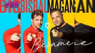 David Bisbal & Juan Magán en Bésame