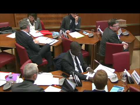JO 2024 : Intervention en commission des Affaires culturelles
