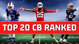 Ranking The Top 20 Cornerbacks in the NFL 2020
