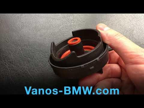 Failure 07 BMW 328i crankcase vent plunger valve cover - Jeff Emory