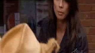 Début de l'épisode (avec Lexa Doig)