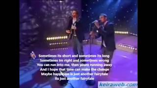Sons of Jim - Fairytale - with lyrics