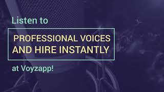 Boost Your Brand Image Through Powerful Advertisement Voices @ Voyzapp