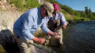 Park City First Timers: Fly Fishing