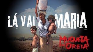 Muqueta na Oreia disponibiliza lyric vídeo da música 'Samba de Maria'