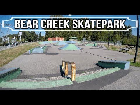 Bear Creek Skatepark