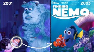 Every Hidden Reference to Future Pixar Movies Explained | WIRED