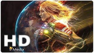 AVENGERS 4 Leak _ New Weapons (2019) Marvel Superhero Movie HD