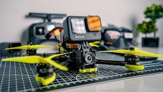 NEW FAVORITE FPV DRONE - iFlight Nazgul 5 HD