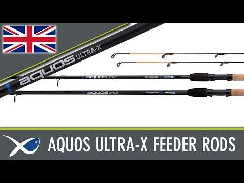 Matrix Aquos Ultra-X Feeder Rod Horgászbot videó