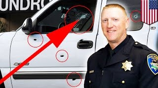 Police shooting: San Francisco cop shot and killed during routine traffic stop - TomoNews