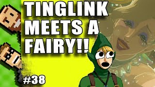 TINGLE MEETS A FAIRY & EVENTIDE COMPLETE | Zelda BotW Tell Us How To Play | Ep38