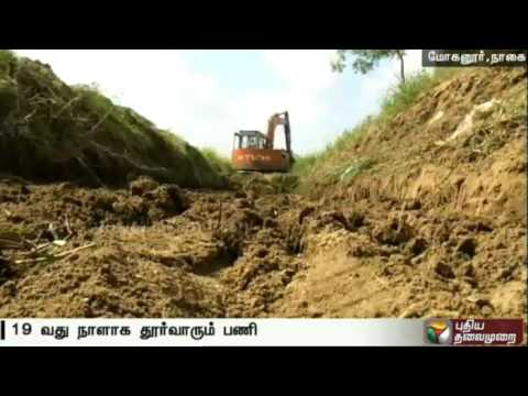 Desilting-of-irrigational-canal-after-15-years-organised-by-Nammal-Mudiyum-team
