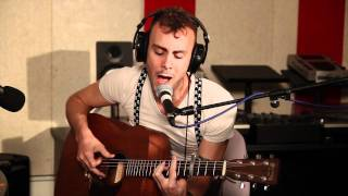 Asaf Avidan: ghost before the wall - Live @ Kol Hacampus 106fm