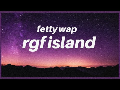 Fetty Wap - RGF Island (Karaoke + Piano)   i do this for my squad i do this for my gang Tiktok Song