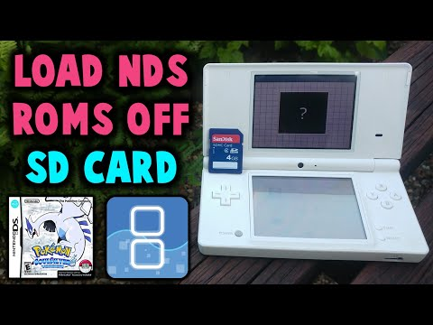 New Nintendo DSi System Hack - allows for homebrew software