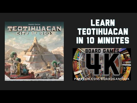 Learn Teotihuacan: City of Gods in 10 Minutes