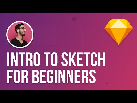 Intro to Sketch for Beginners   Sketch Tutorial (2020)
